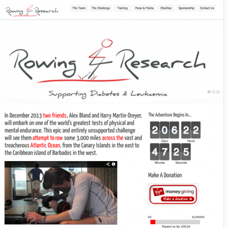 Rowing 4 Research