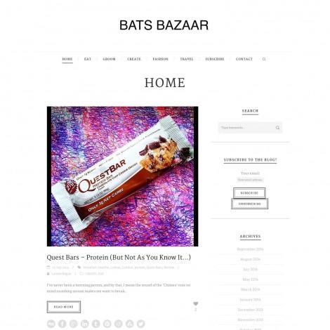 Bats Bazaar