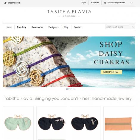Tabitha Flavia