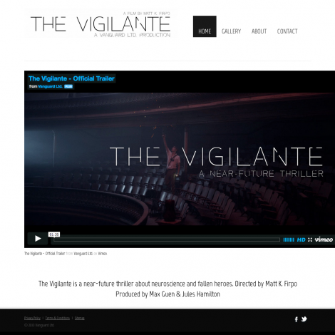 The Vigilante Film