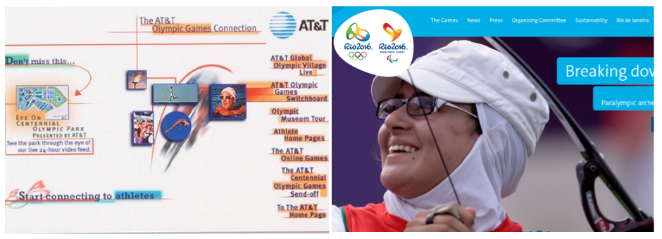 At&T Websit in 1994
