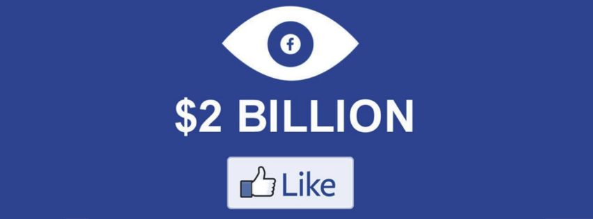 Facebook Buys Oculus for $2billion